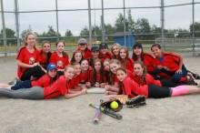 Gander Minor Softball Association Girls
